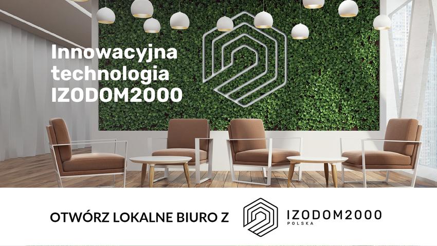 Izodom 2000 Polska wprowadza ofertę dla biznesu: zostań Partnerem i otwórz lokalne biuro