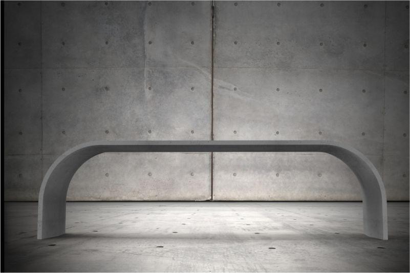 Centrum Betonu Architektonicznego - tutaj króluje beton.