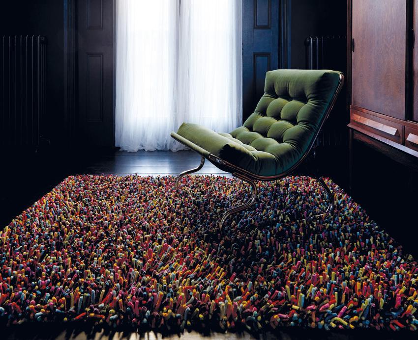 Jaki dywan do salonu wybrać?