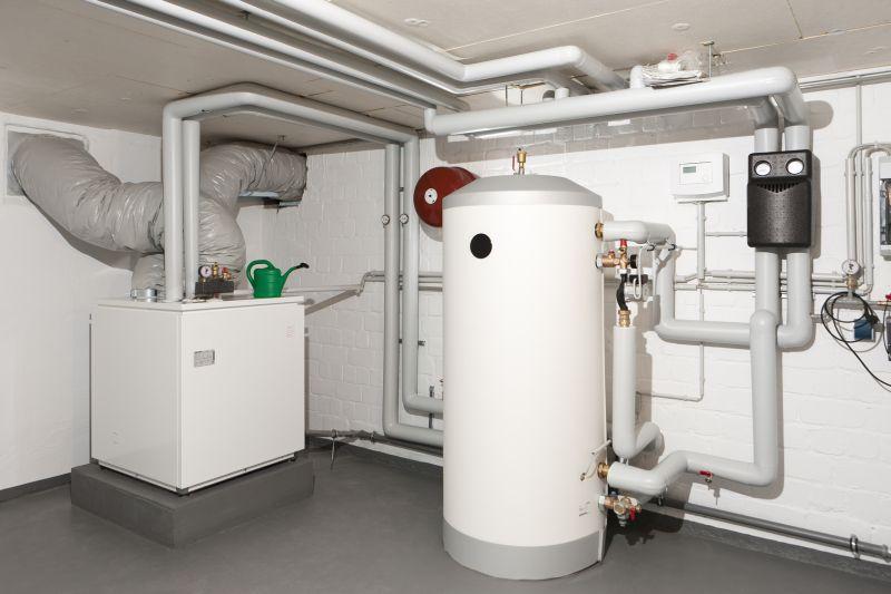Pompa ciepła stojąca w kotłowni, a także ceny, zastosowanie, producenci oraz zasada działania pomp ciepła