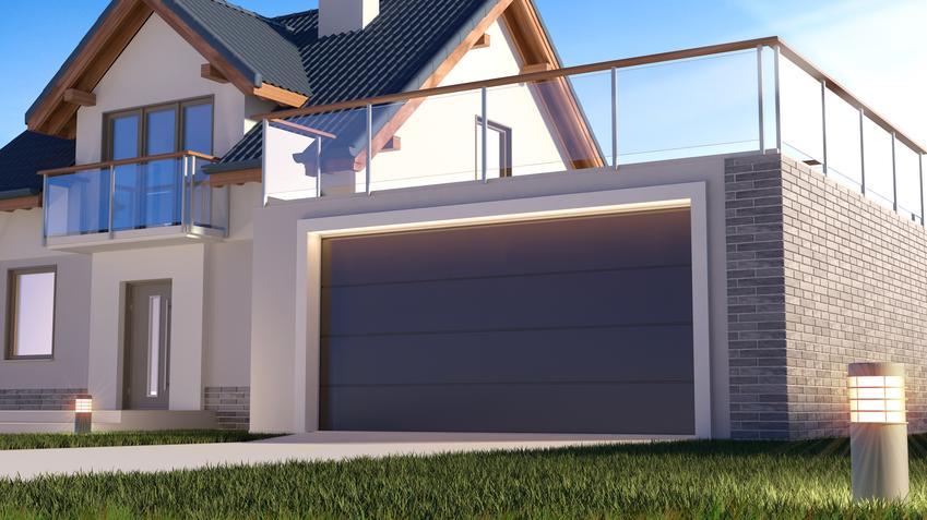 Jak zwiększyć funkcjonalność bram garażowych?
