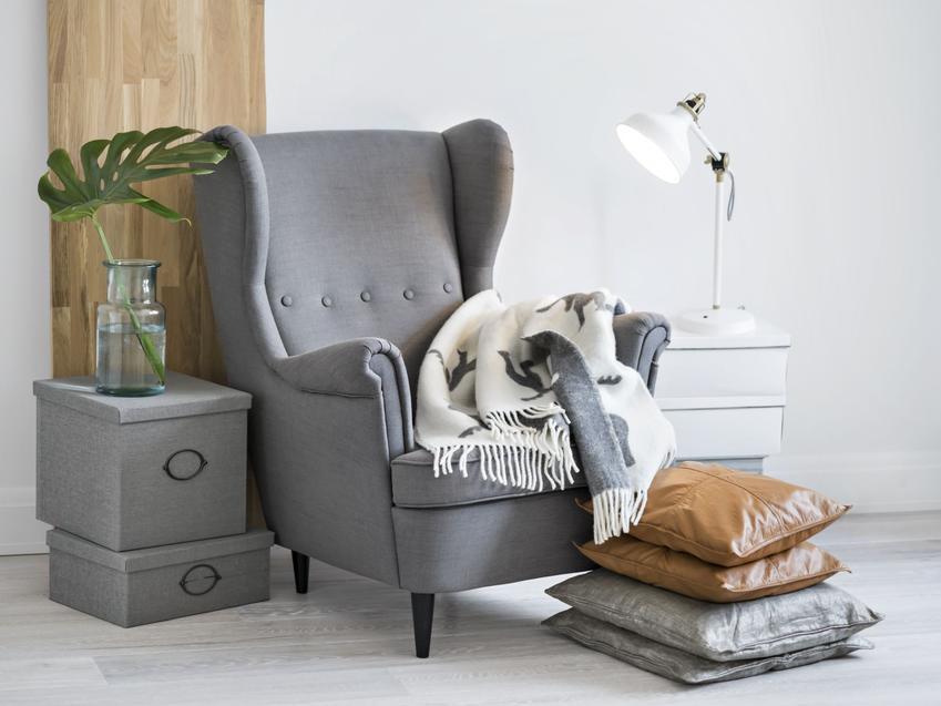 Fotele do salonu, czyli jak urządzić modny salon?