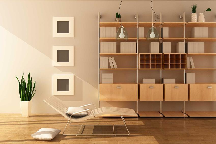 Meble modułowe w salonie, a także informacje: rodzaje, ceny, montaż, porady na temat mebli modułowych