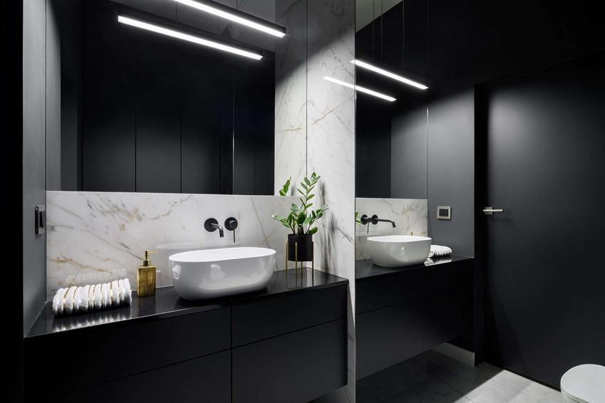 Jakie oświetlenie do łazienki wybrać?