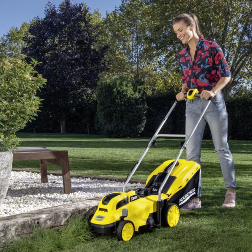 Czym kosić trawę w trudno dostępnych miejscach?
