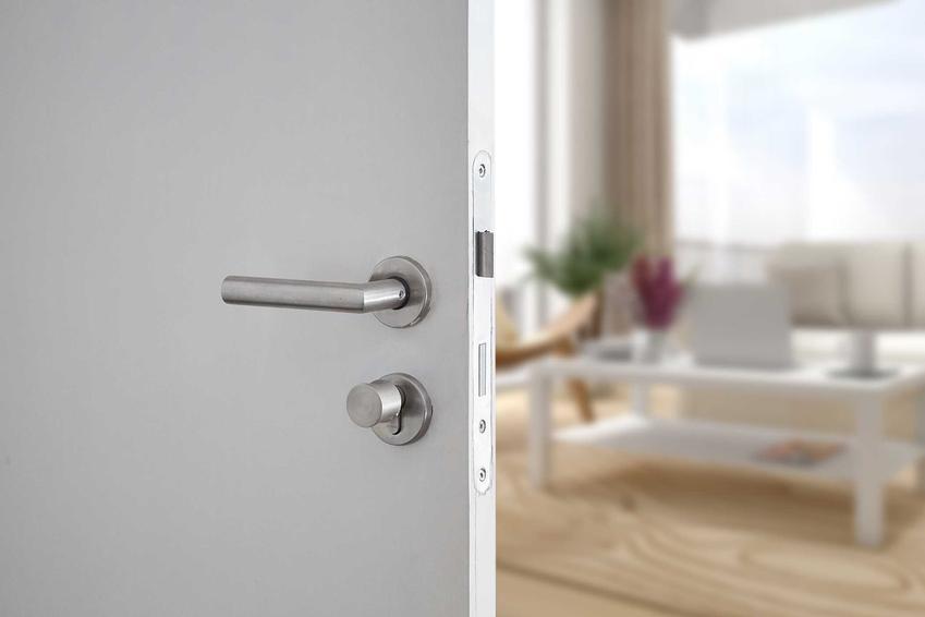 Drzwi stalowe wewnętrzne do pokoju dziennego, a także rodzaje, producenci, porady oraz ceny krok po kroku