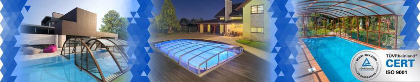 Zadaszenia basenowe, czyli rozwiązanie praktyczne i gotowe