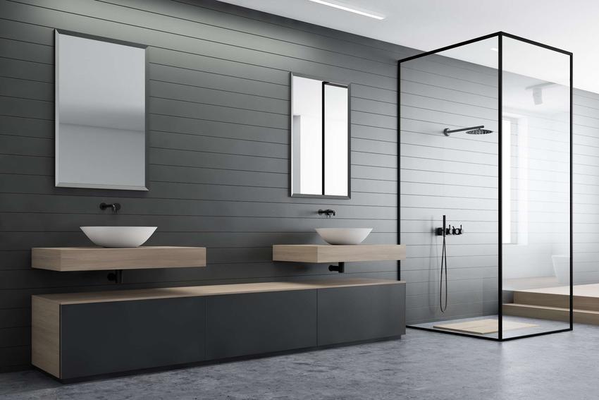 Kabiny prysznicowe typu walk in – dla miłośników elegancji