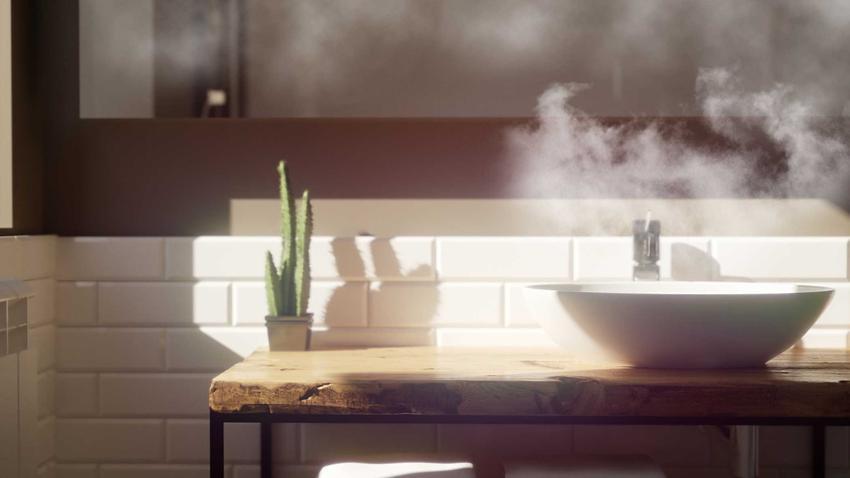 Wykorzystanie pary wodnej z łazienki do nawilżania powietrza w pokoju bez nawilżacza krok po kroku, domowe sposoby i porady