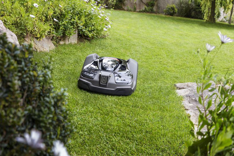 Automatyczne roboty koszące Husqvarna Automower® do dużych trawników