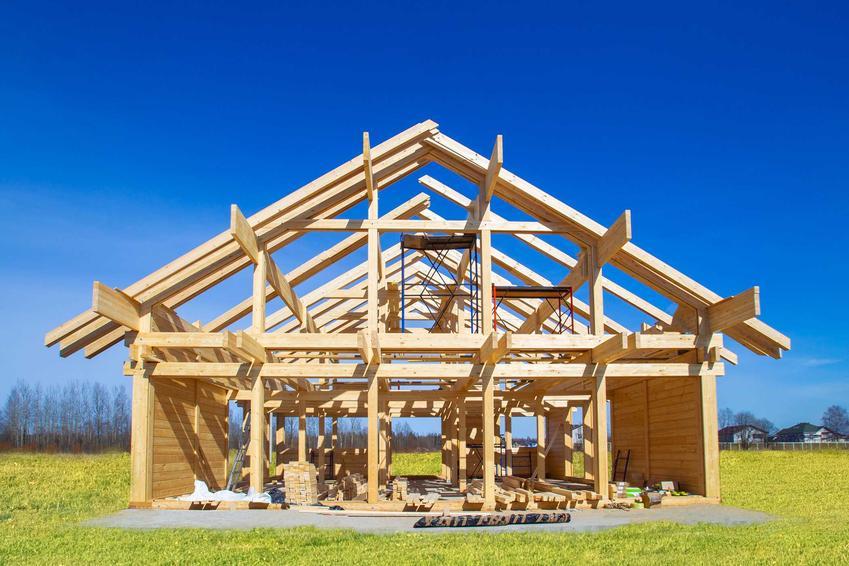 Sylwetka domu szkieletowego z drewna, a także domy szkieletowe, technologia, etapy budowy, opinie, zastosowanie