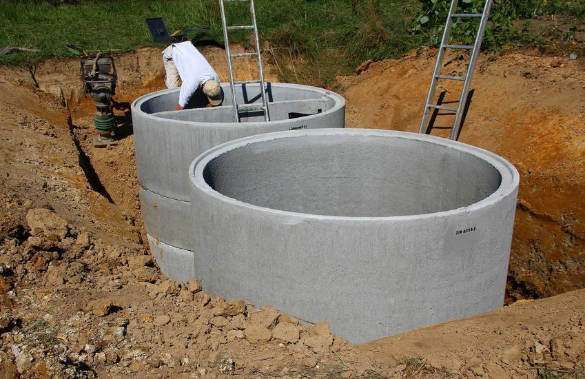 Szamba betonowe do wkopania w ziemię, a także ceny, porady, koszty, producenci oraz informacje, jak wybrać szambo betonowe