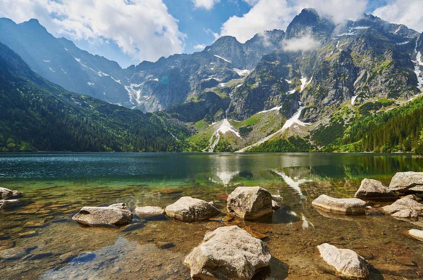 Morskie Oko w Tatrzańskim Parku Narodowym, a także cennik atrakcji w Tatrach, czyli ile kosztują bilety i wejściówki