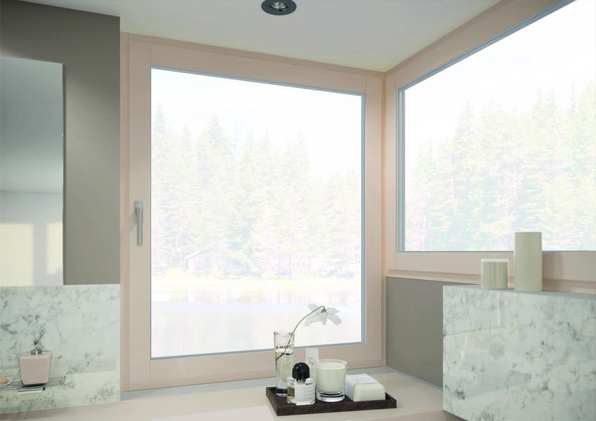 Okna PVC niczym drewno lub aluminium, czyli co jest modne w 2021 roku?