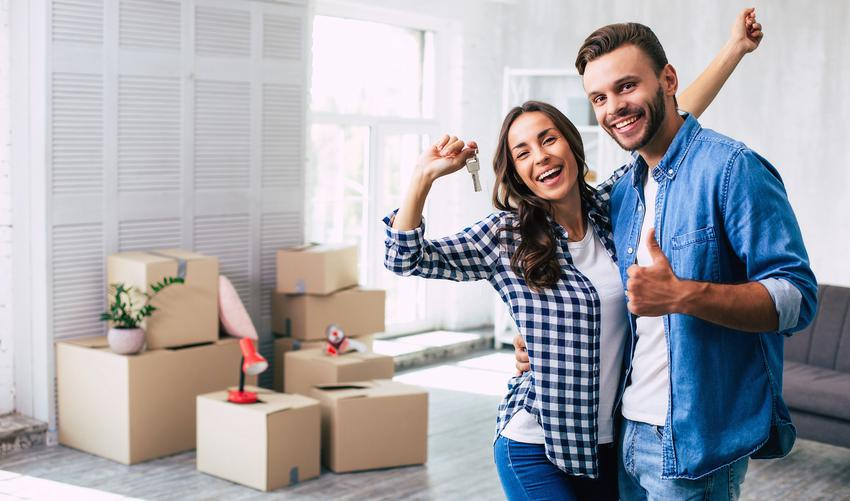 Jak tanio kupić pierwsze mieszkanie?