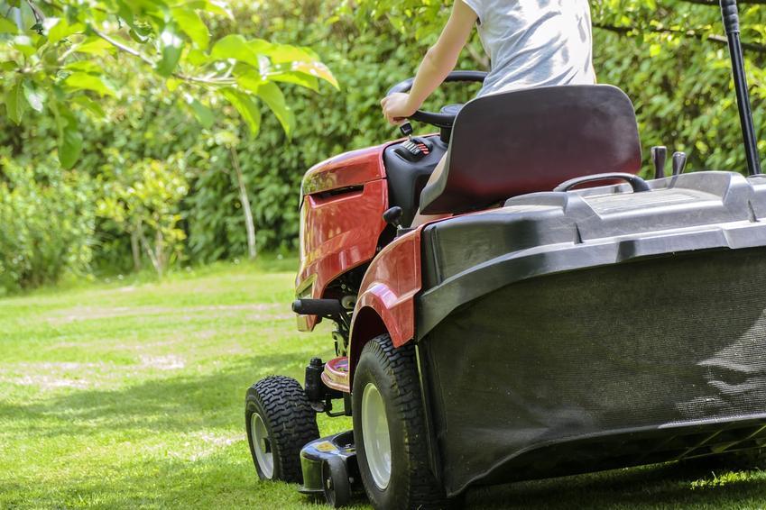 Jak wybrać odpowiednią kosiarkę dla swojego ogrodu?
