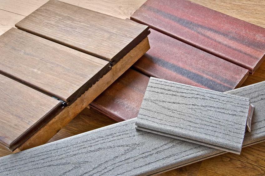 Deski kompozytowe w różnych kolorach, idealne na elewację, a także opis materiału oraz montaż i cena