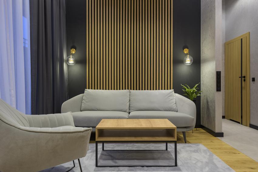 Lamele ścienne i sufitowe – warto udekorować nimi mieszkanie?