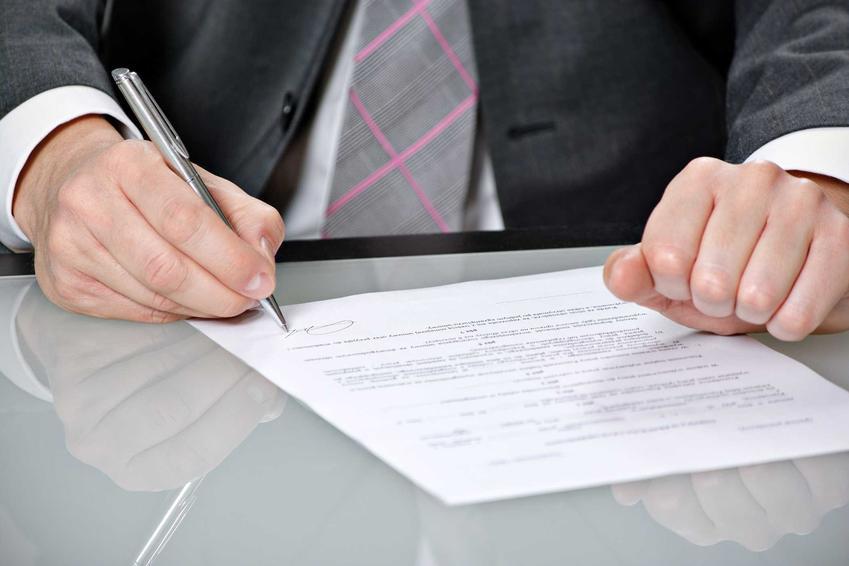 Podpisywanie umowy o pracę, a także czym jest komparycja umowy, porady, przepisy i zasady działania