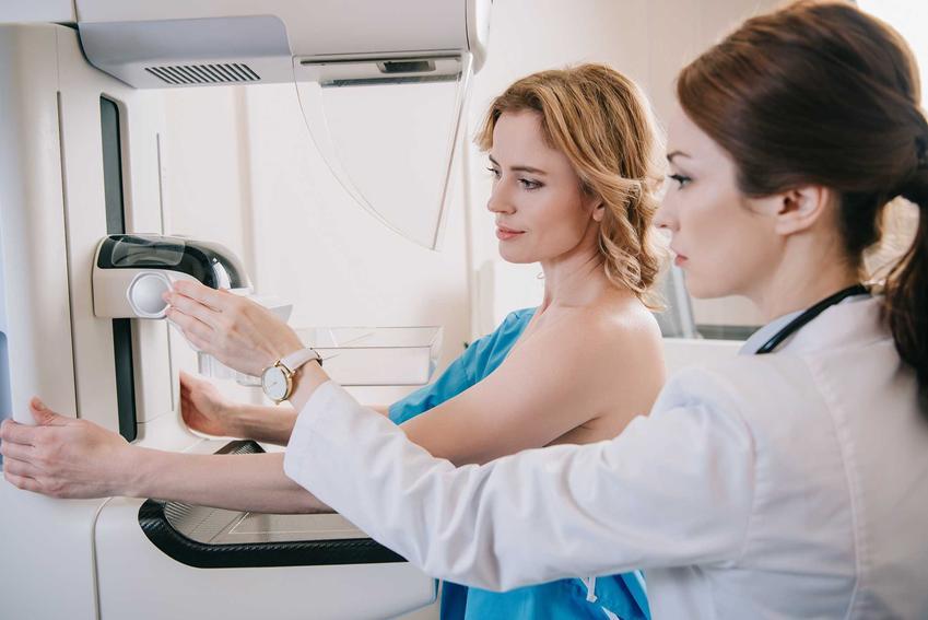 Badanie mammograficzne w gabinecie u lekarza, a także jakie są ceny badania mammografi w Polsce