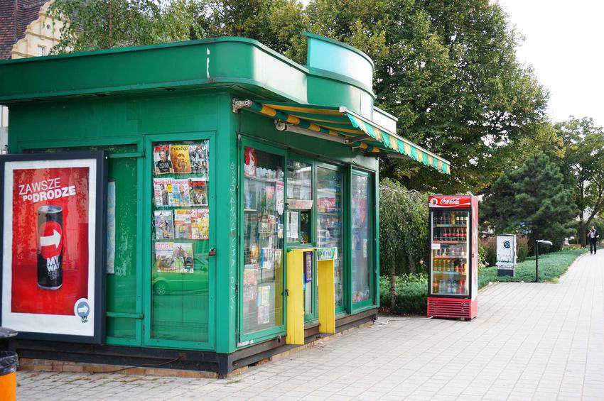 Kiosk Ruchu, a także cennik usług kurierskich Paczka w Ruchu, najlepsze ceny krok po kroku