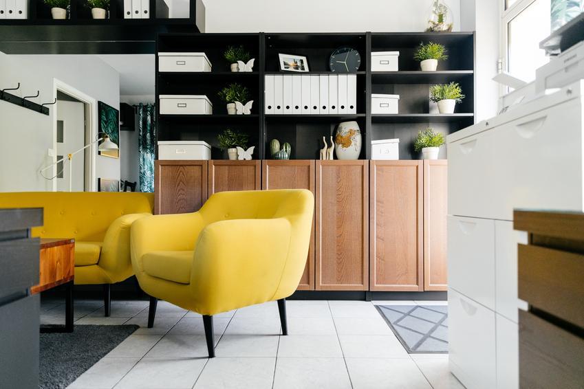 Welurowe meble do salonu — które i dlaczego warto mieć?