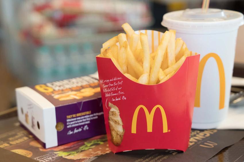 Zestaw Happy Meal McDonalds, co mogą zjeść dzieci w McDonalds, mało kaloryczne posiłki w McDonalds