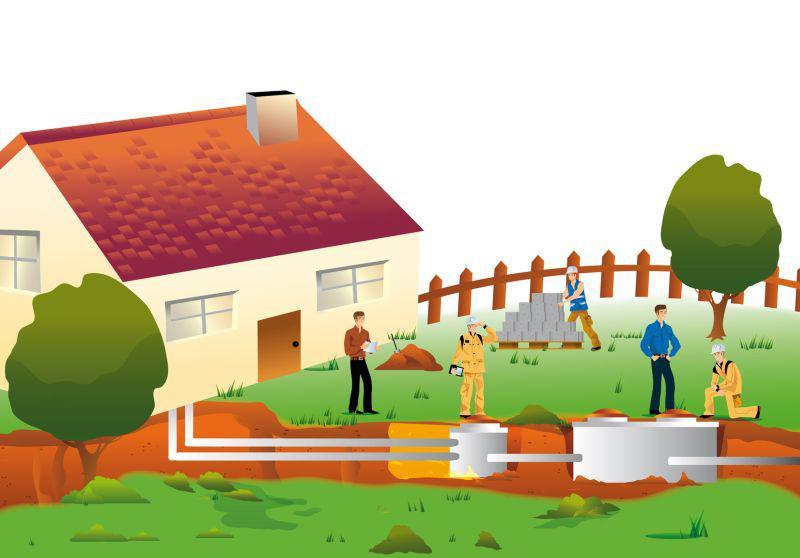 Przydomowa oczyszczalnia ścieków ma kilka rodzajów. Koszty jej utrzymania zwracają się w kosztach za wodę, na dodatek to ekologiczne rozwiązanie.