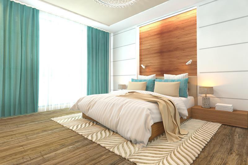 Łóżko wodne w nowoczesnej aranżacji w sypialni, a także przegląd oferty, producenci, ceny, opinie i zalety