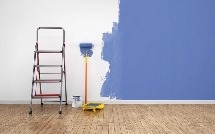 Услуга «муж на час» - быстрая и эффективная покраска стен
