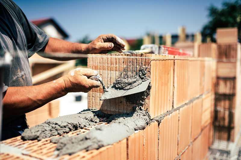 Cennik prac murarskich 2021 po województwach
