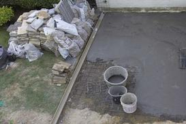 Koszt budowy tarasu z betonu - sprawdź dokładne ceny