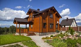 Ceny domów kanadyjskich – sprawdzamy, ile kosztują domy z drewna