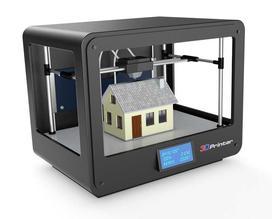 Wydrukuj sobie dom! Domy z drukarki 3D to już rzeczywistość!