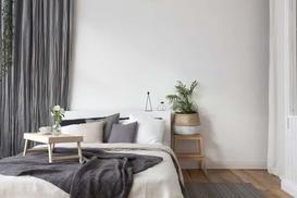 Sypialnia w stylu skandynawskim - pomysły na aranżacje sypialni po nordycku