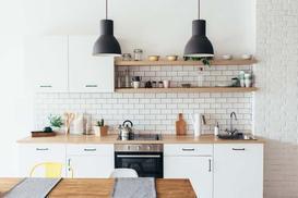 Białe meble - do salonu, sypialni i kuchni - aranżacje, pomysły, projekty wnętrz