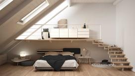 Sypialnia na poddaszu - top 10 pomysłów na projekty i aranżację sypialni