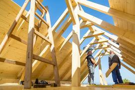 Dach jętkowy - konstrukcja krok po kroku, schemat, rozpiętość i charakterystyka