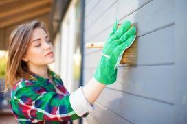Malowanie elewacji domu - cena, polecane farby, popularne sposoby malowania