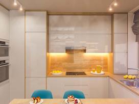 Mała kuchnia w bloku - projekty, aranżacje, jak urządzić małą kuchnię?