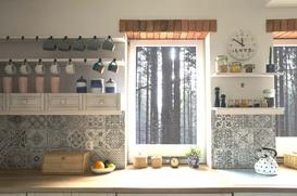 Okno w kuchni - jak udekorować okno kuchenne? Sprawdzone pomysły!
