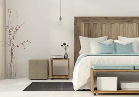 Meble do sypialni – ceny, rodzaje, kolory, pomysły aranżacyjne