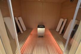 Jak korzystać z sauny na podczerwień (infrared) – porady, właściwości, wpływ na zdrowie, przeciwwskazania