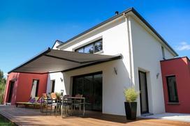 Okna antracyt w domu - zdjęcia, ceny, opinie, najlepsi producenci okien w kolorze antracyt