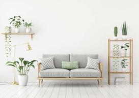 Białe panele podłogowe we wnętrzach – pomysły i inspiracje