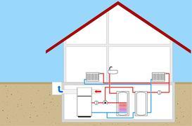 Bufor ciepła - zasada działania, schemat instalacji, opinie, potencjalne oszczędności