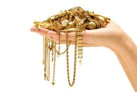 Cena złomu złota 2021 - sprawdź cennik w Twoim mieście
