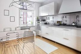 Ile kosztuje wykończenie kuchni? Dokładne ceny krok po kroku
