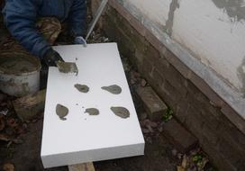 Ocieplenie fundamentów krok po kroku - materiały, porady praktyczne