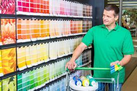 Farby w Castoramie - popularne rodzaje, opinie, ceny, porady przy wyborze